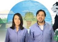 Ponte la Camisa de la Conservación Nórida Rodríguez y Toto Vega